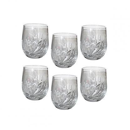 Купить Набор стаканов 900/43-цветок 5108 21754 6шт 200мл хрусталь в Санкт-Петербурге по недорогой цене и с быстрой доставкой.