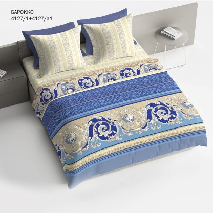 Купить Комплект постельного белья Bravo Барокко 1