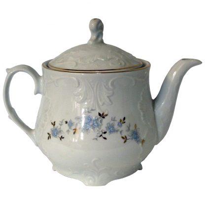 Купить Чайник заварочный Голубой цветок 1