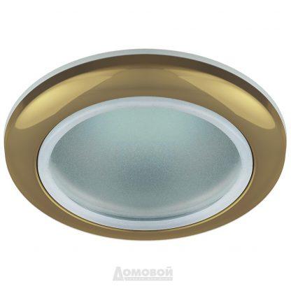 Купить Светильник встраиваемый ЭРА влагозащищенный WR1 GD  MR16