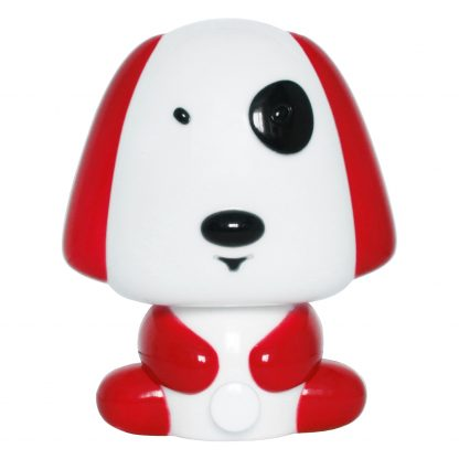 Купить Ночник СТАРТ NL 1LED Собака/красный в Санкт-Петербурге по недорогой цене и с быстрой доставкой.